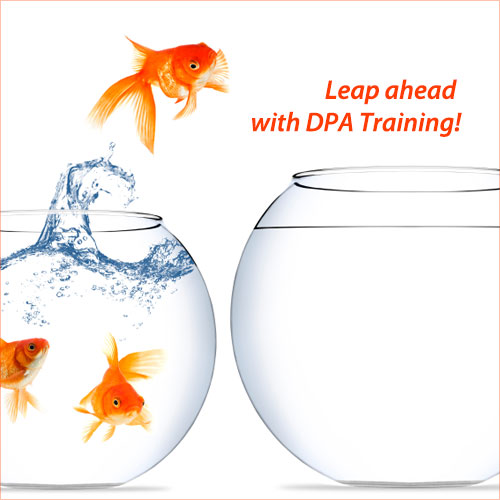 Leap ahead with DPA Training!